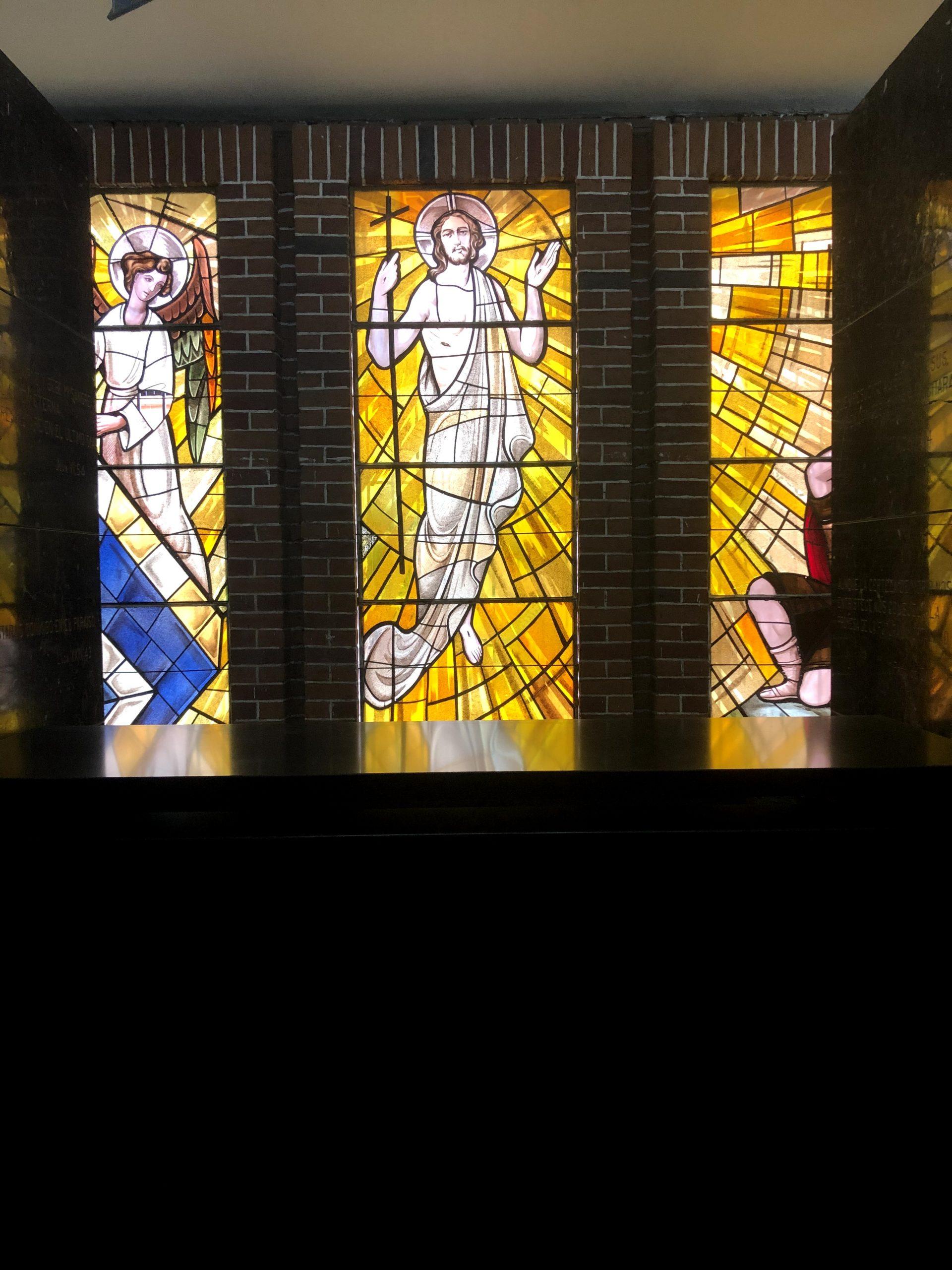 Imágenes de dentro de la Basílica