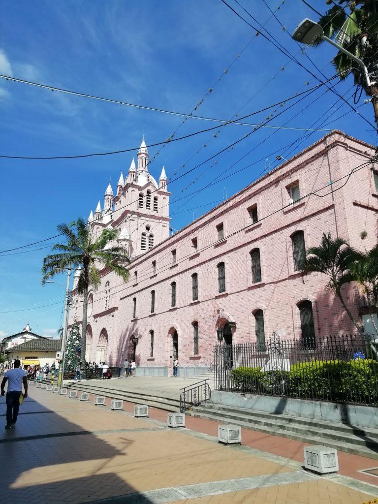 Templo del Señor de los Milagros de Buga