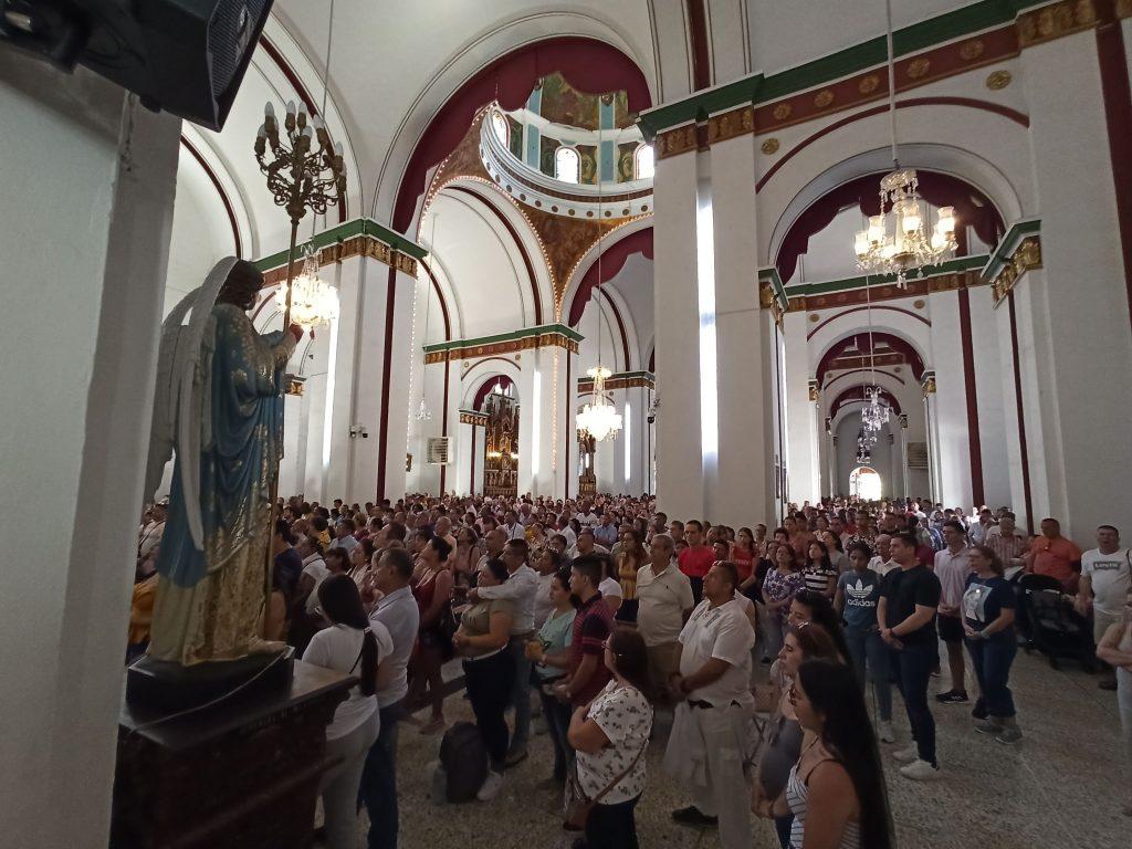 Eucaristías de Guadalajara de Buga