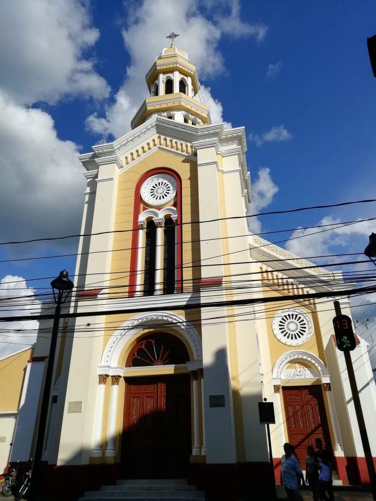 Iglesias de La Basílica de Buga