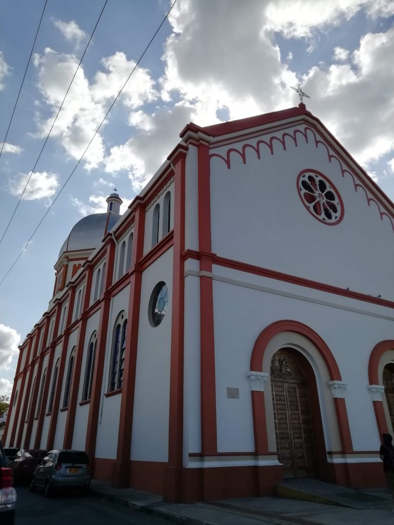 Templo la Merced de Buga