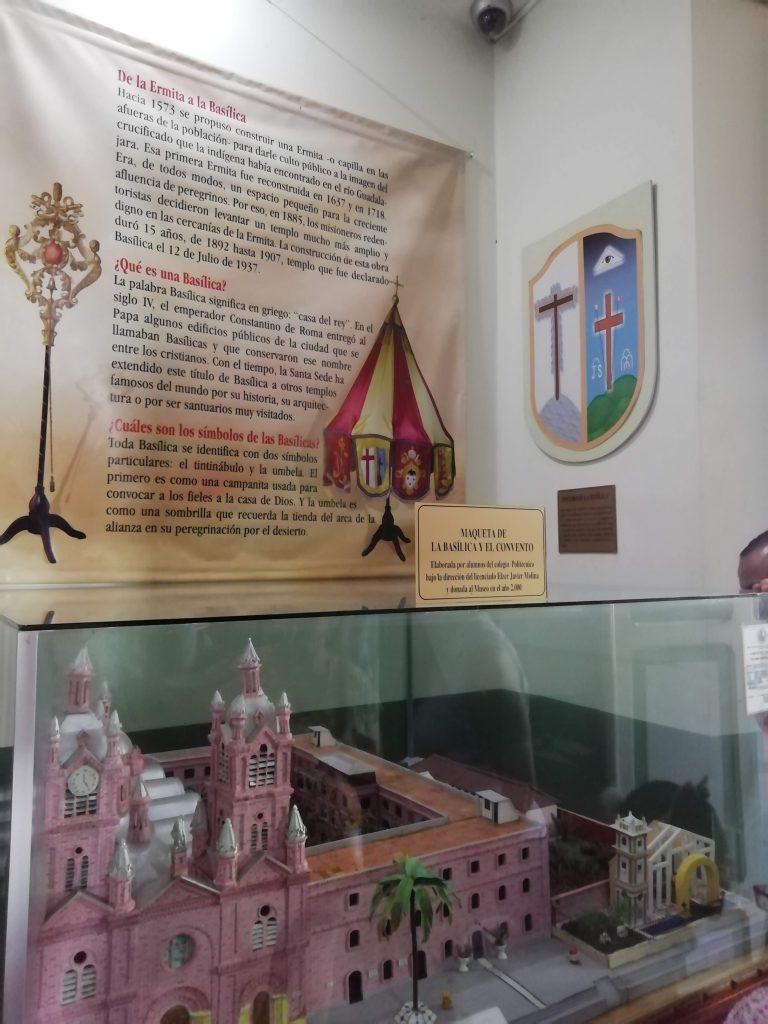 Sala 4 del Museo del Milagroso de Buga