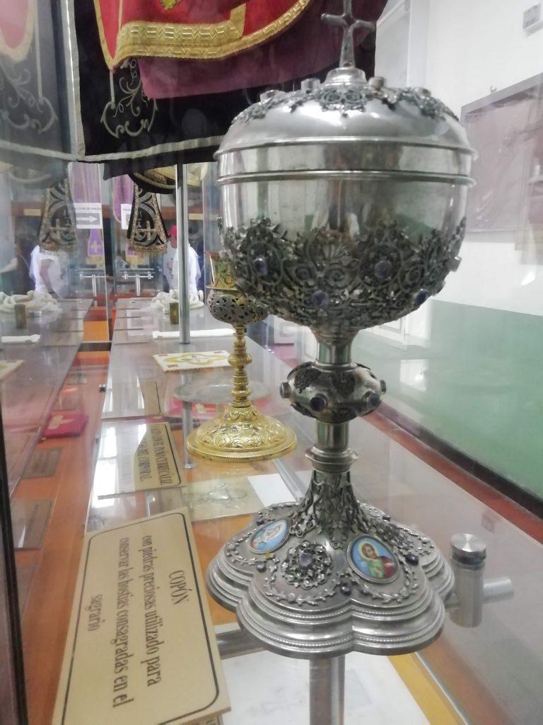 Copas de plata en Buga