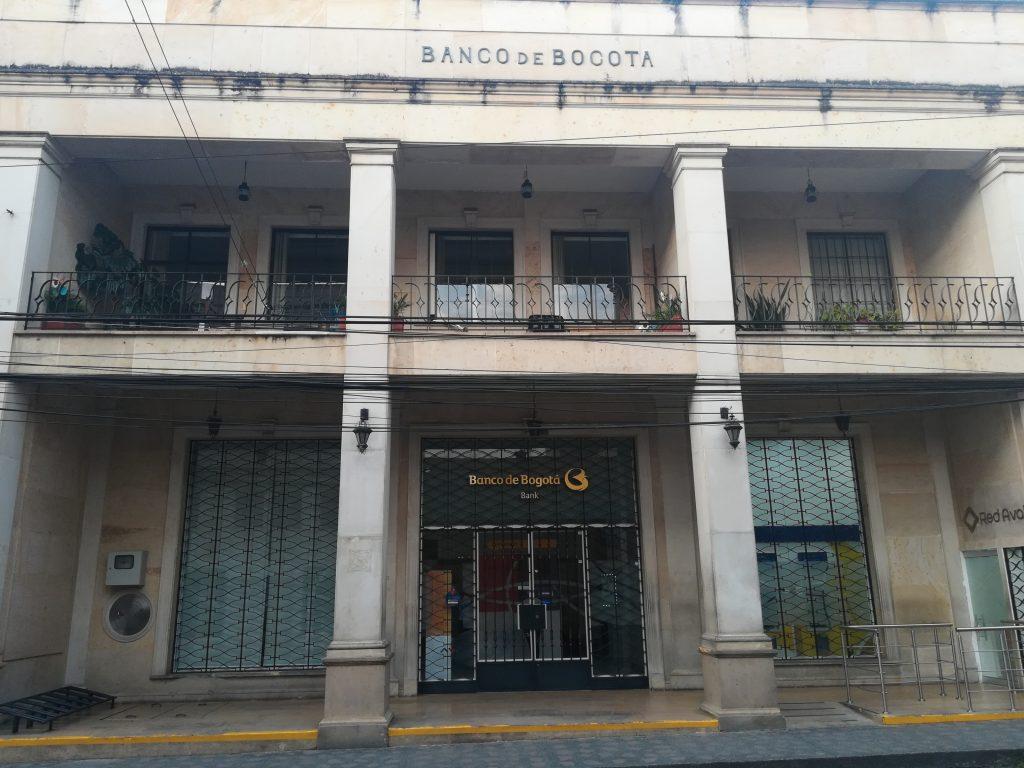 Banco de Bogotá en Buga