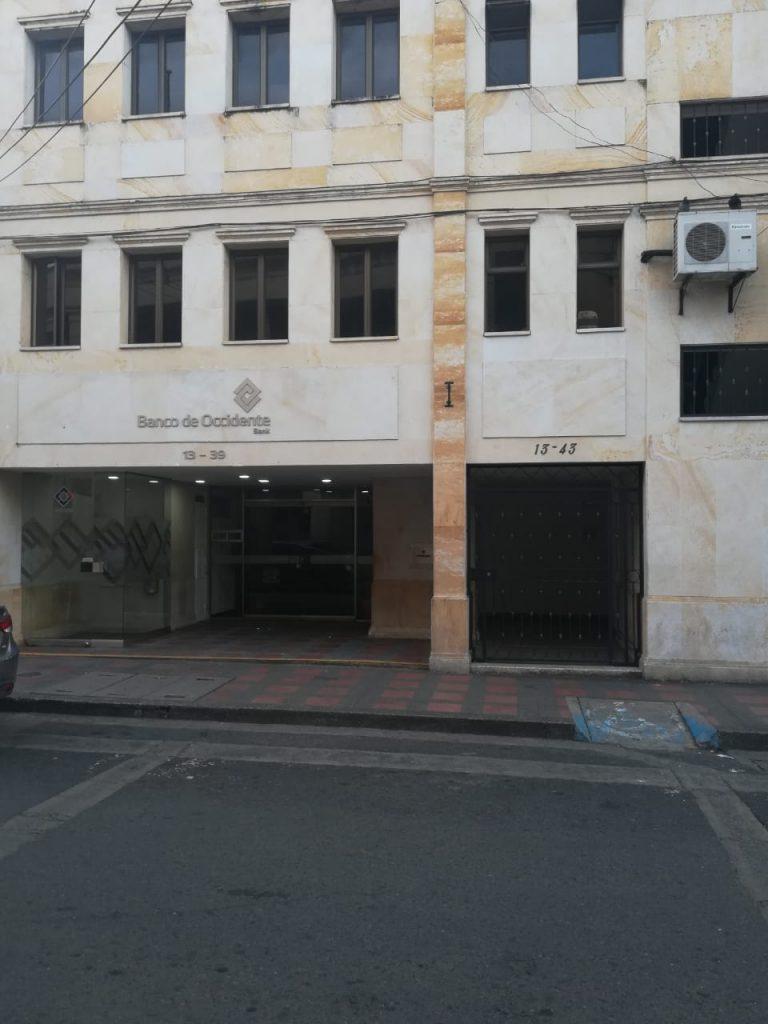 Bancos en Buga