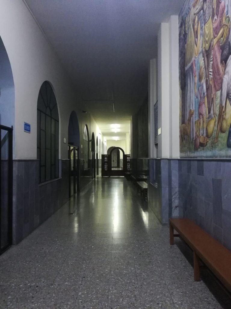Interior de la Basílica de Buga