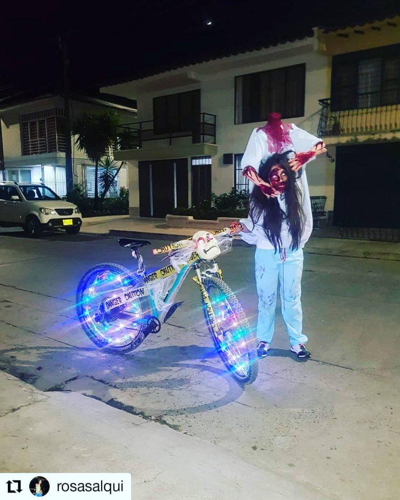 Bici BugaHalloween