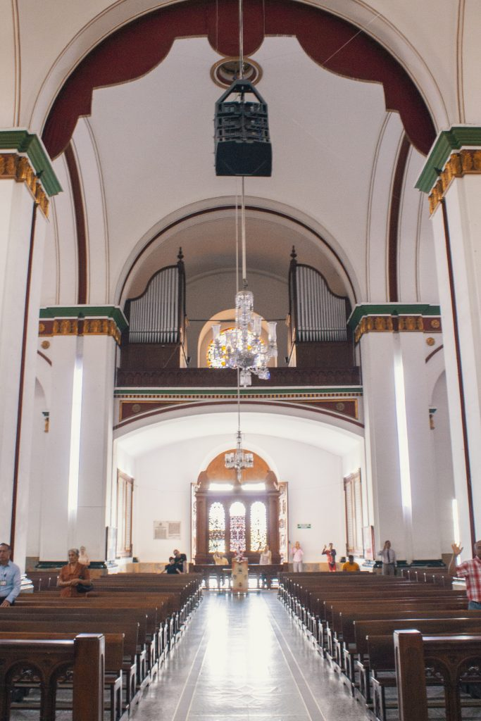 Basílica del Señor de los Milagros de Buga