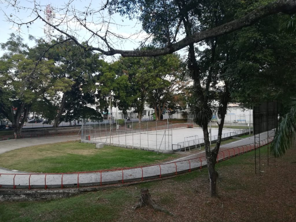 Lugar de formación deportiva en Patinaje y Hockey