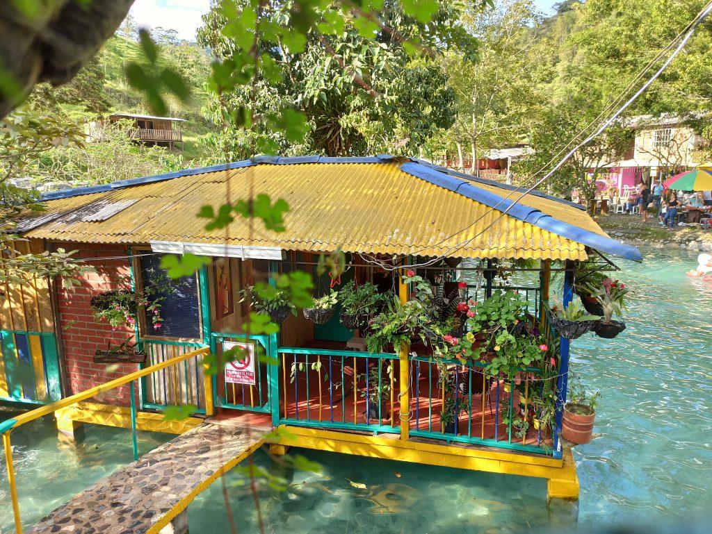 Casa Lago, Buga Valle del Cauca
