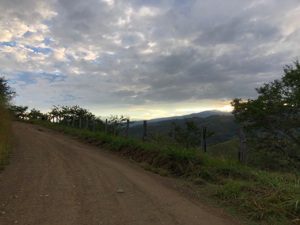 Montañas de Buga