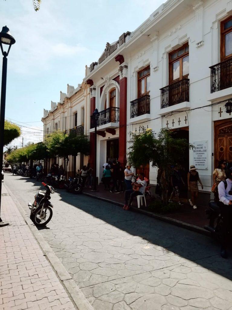 Calles Bugueñas