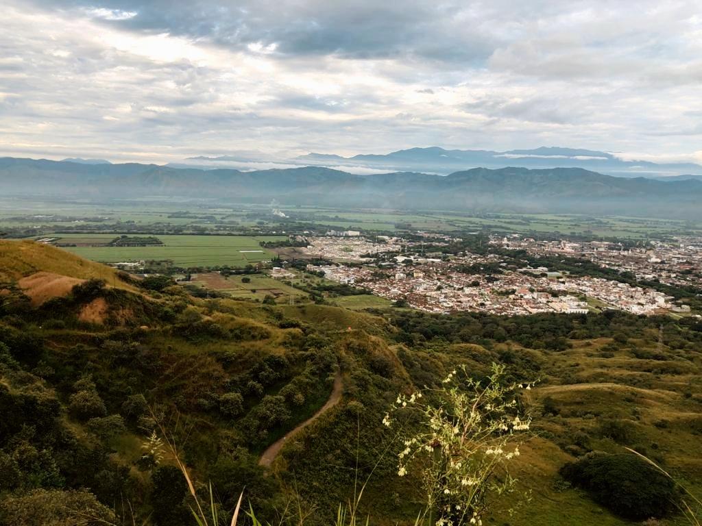 Naturaleza en Buga Vallee de Cauca