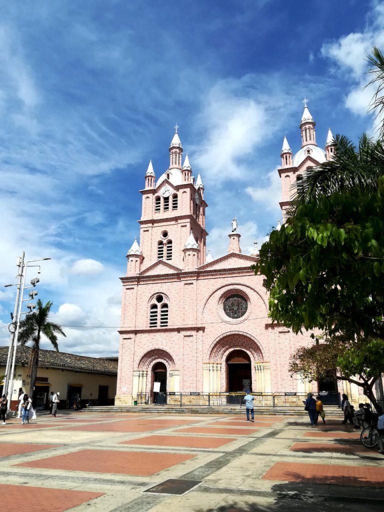 La Basílica del Señor de los Milagros de Buga