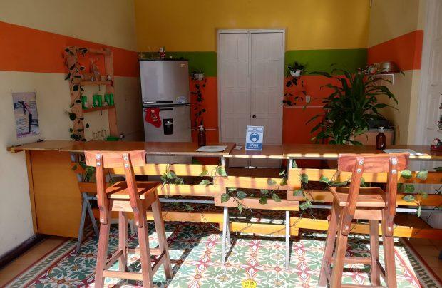 Restaurante vegetariano Buga